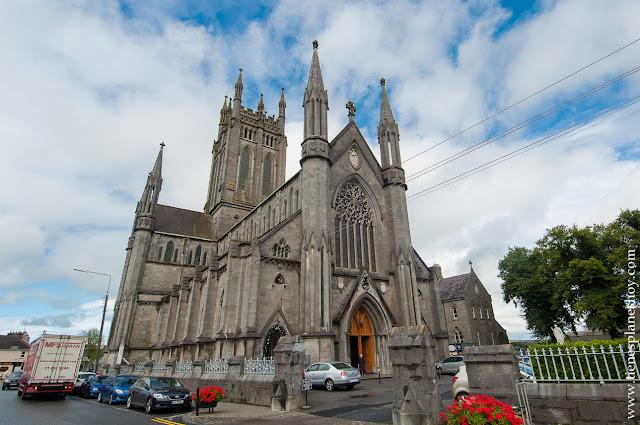 Catedral protestante Kilkenny Irlanda