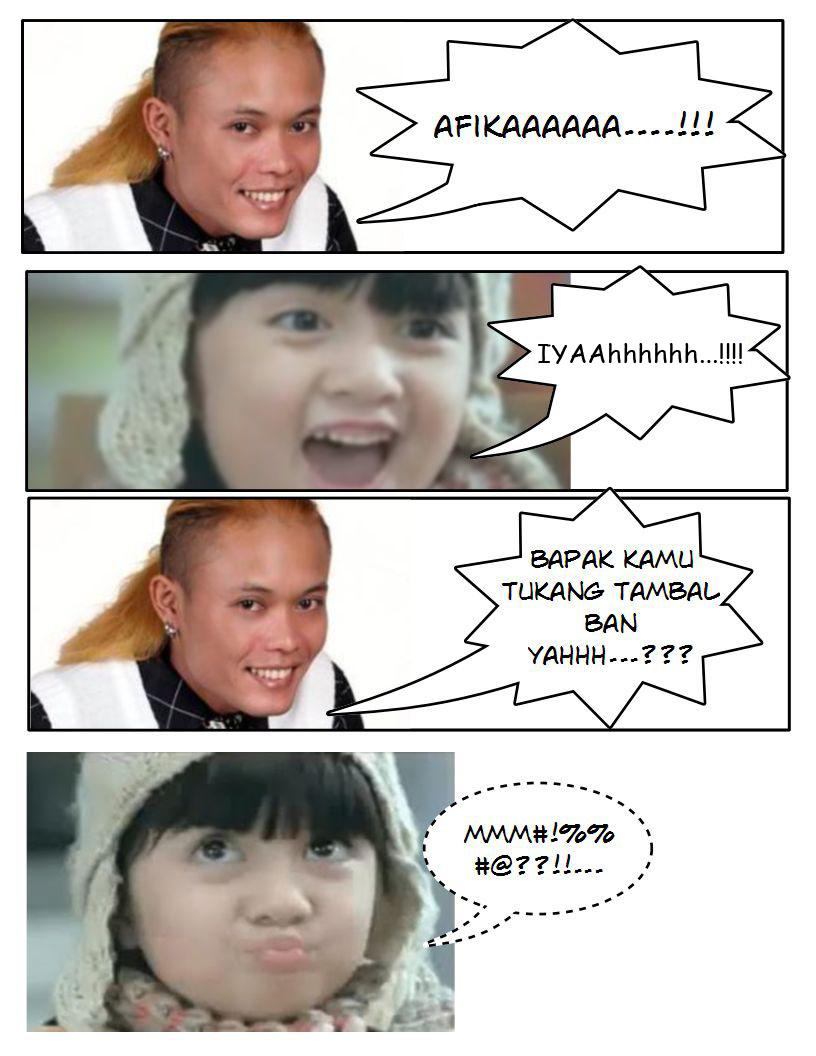 Foto Afika Oreo Anak Lucu Bintang Iklan Oreo Wallpaper