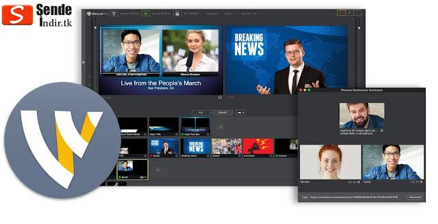 Dünyanın En İyi Canlı Yayın Programı - Wirecast Pro Full indir - Sende İndir