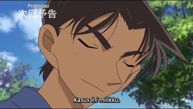 Episode 917 : Turnamen Kendo Cinta dan Misteri (Bagian 2)