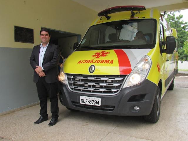 Em Delmiro Gouveia, novo diretor do Hospital Regional Antenor Serpa, quer unidade de saúde referência em humanização
