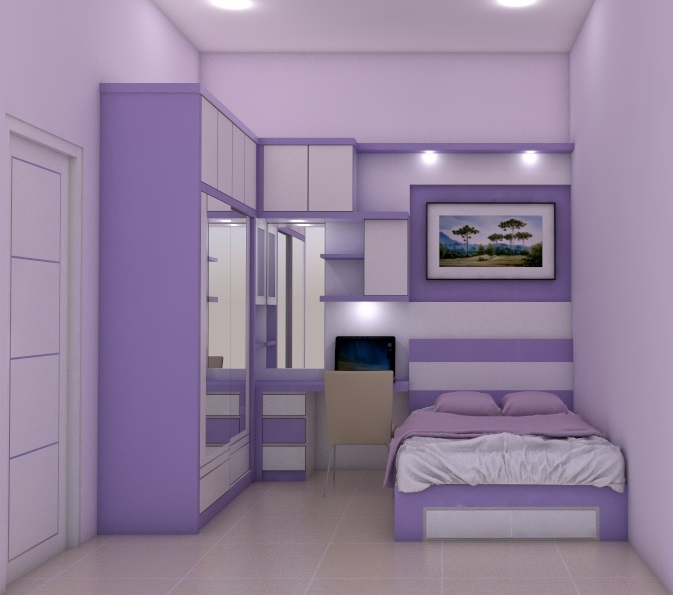 Furniture Rumah Custom,Set furniture kamar custom
