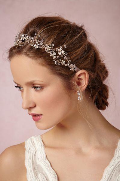 peinados de novias elegantes