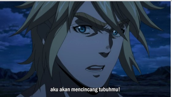 Download Anime Terra Formars: Revenge Episode 9 [Subtitle Indonesia]