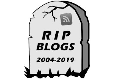 rip blogs morreram