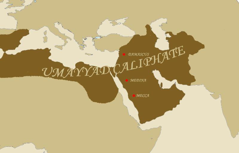 A Brief History of the Umayyad Caliphate | Exploring History