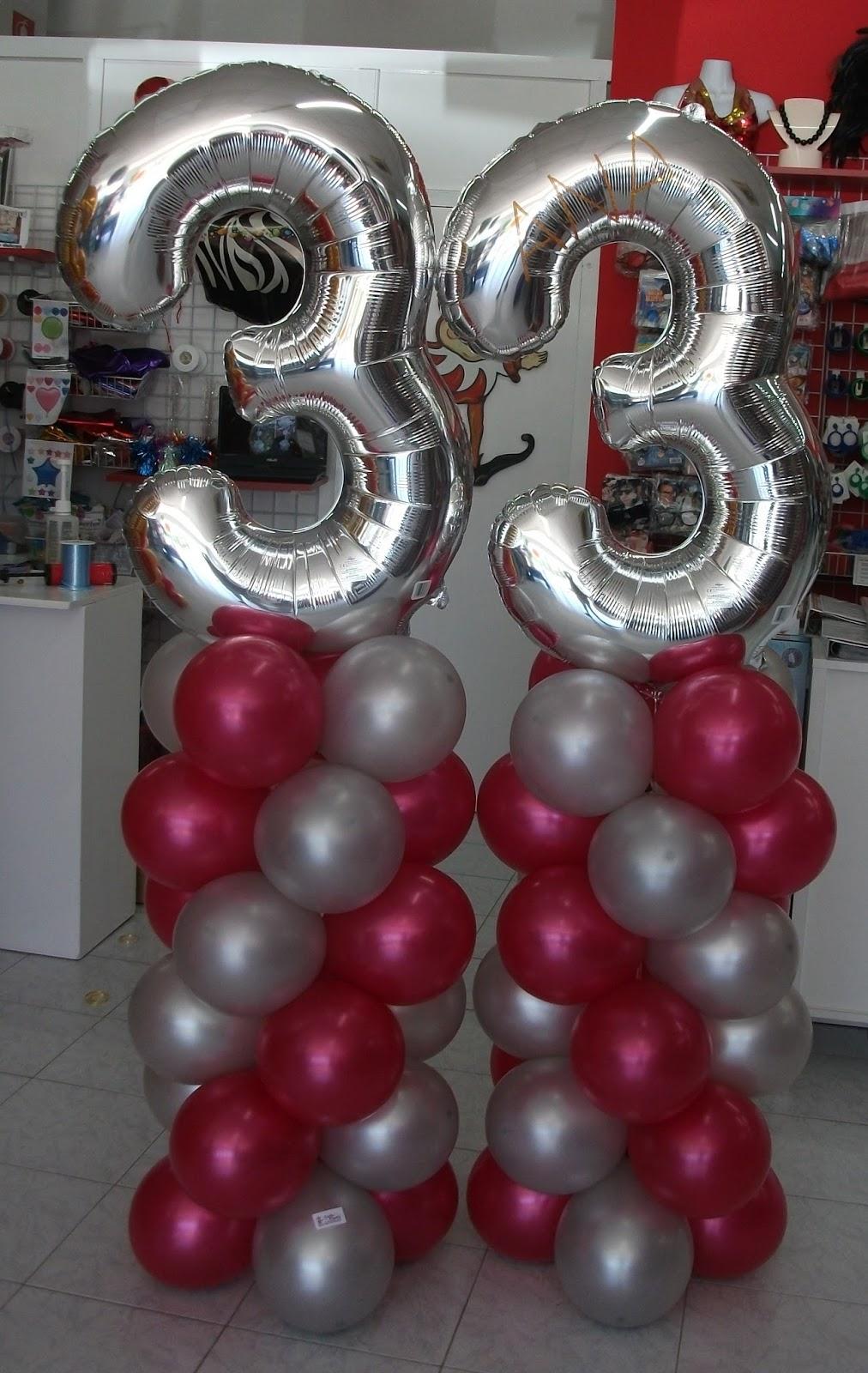 decoracin con globos de todo fiesta para cumpleaos adornos para cumpleaos hombre adulto