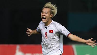 Hasil Perempatfinal Sepakbola Asian Games 2018