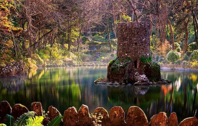 Jardins do Palácio da Pena
