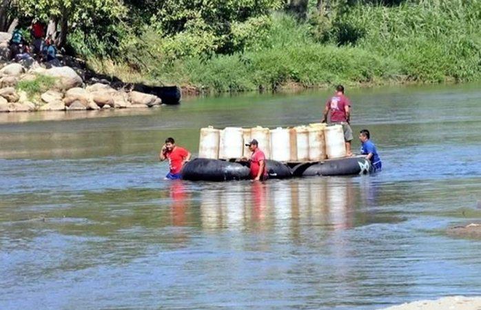 """Trafican gasolina de Guatemala a México, """"ahora es al revés"""" México siendo un país petrolero"""