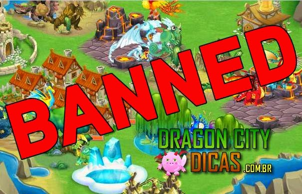Banido no Dragon City