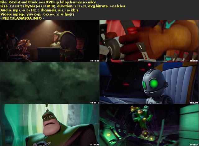 Descargar Ratchet y Clank Latino por MEGA.