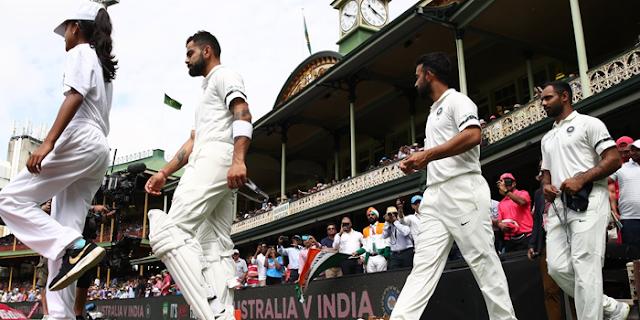 TEAM INDIA काली पट्टी बांधकर खेलने क्यों उतरी, यहां पढ़िए | CRICKET NEWS