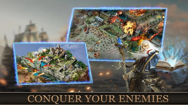 war and magic hileli apk indir