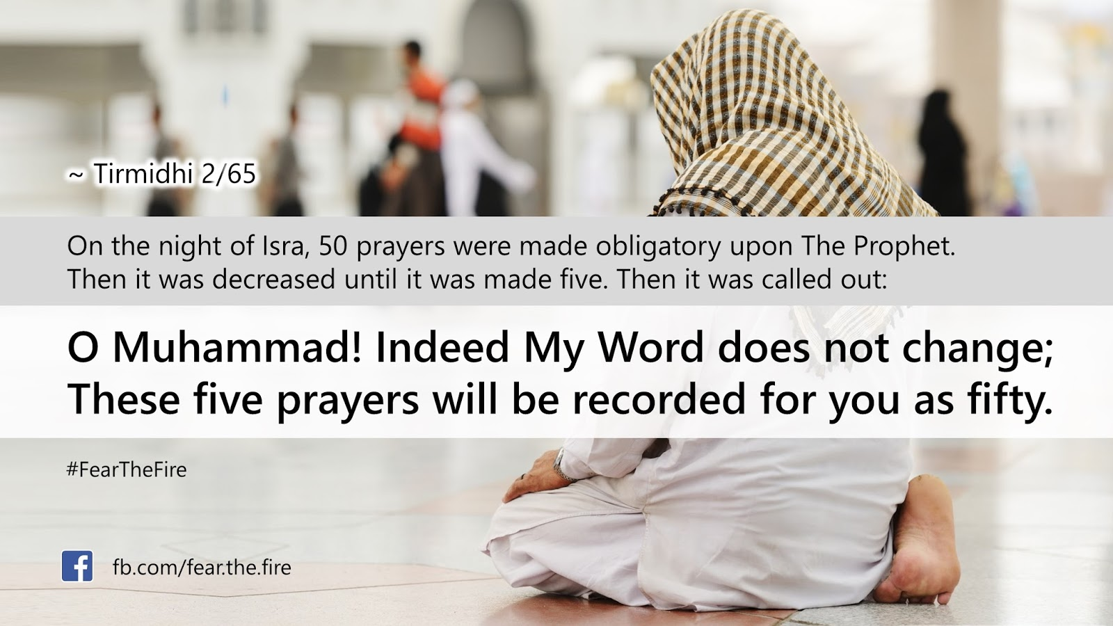 Indeed Prayer Prohibits Immorality and Wrongdoing - Inch Wide  Mile
