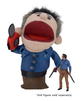 Ash vs Evil Dead Ashy Slashy Puppet Prop Replica by NECA