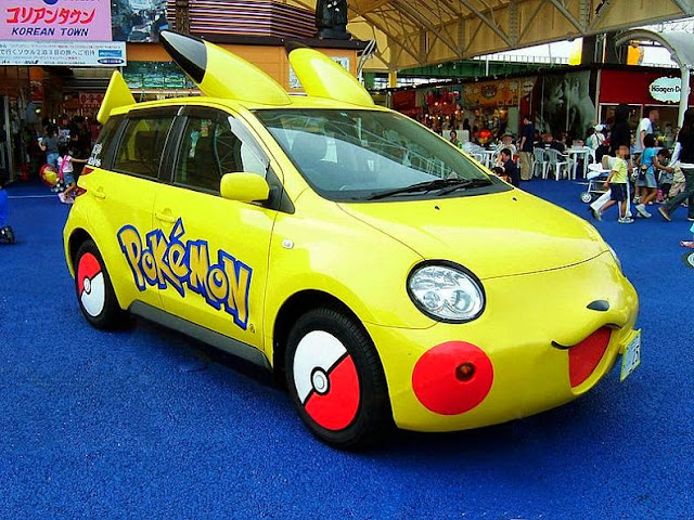 Coolest Pikachu Inspired Products and Designs (15) 11