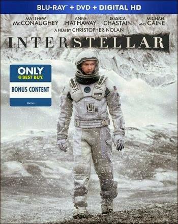 Interstellar 2014 720p BluRay 1GB YIFY