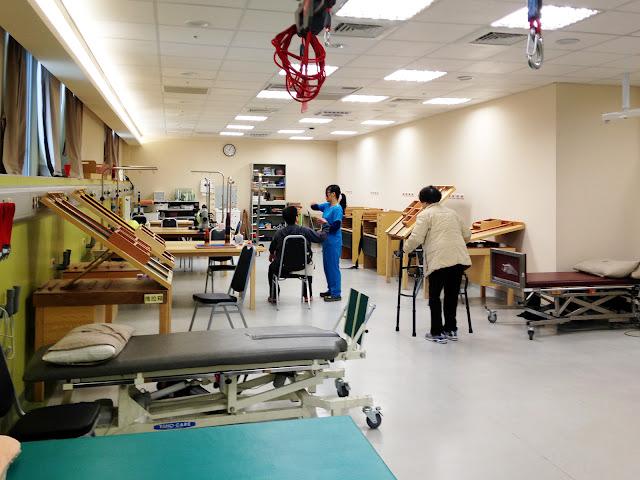 好痛痛 長安醫院 復健科 健保復健 物理治療 職能治療 手術後復健 失智復健