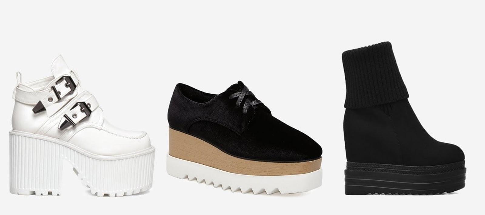 7e32b1faa Coruja Doce Blog - Priscila Leandro: Moda na Zaful: Louca Por Sapatos