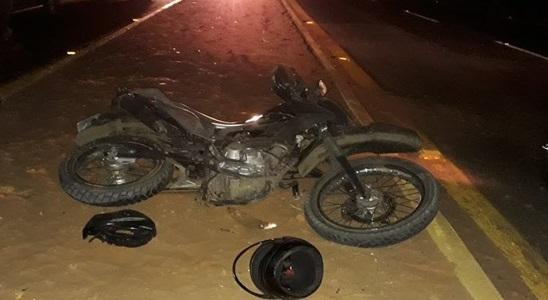 Araripina: jovem é encontrado morto ao lado de motocicleta na BR-316