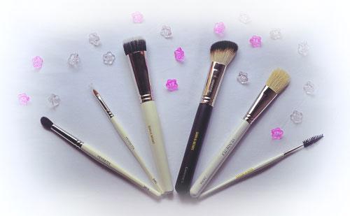 pinceles de maquillaje profesional Vendetta