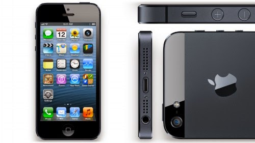 Spesifikasi Apple iPhone 5