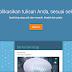 Mudahnya Cara Membuat Website Gratis Pake Blogspot