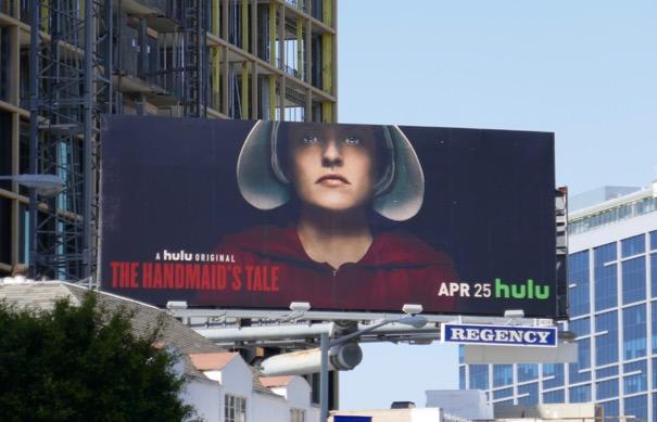 Handmaids Tale season 2 hulu billboard