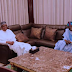 Photos Of President Buhari With Bola Tinubu Today At The State House, Abuja *