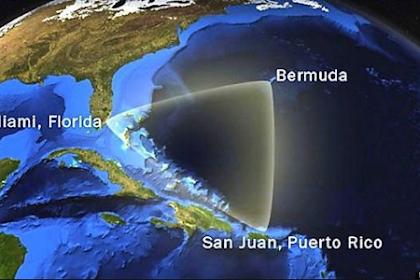 3 Alasan Kenapa Segitiga Bermuda Disebut Sebagai Gerbang Menuju Dunia Lain