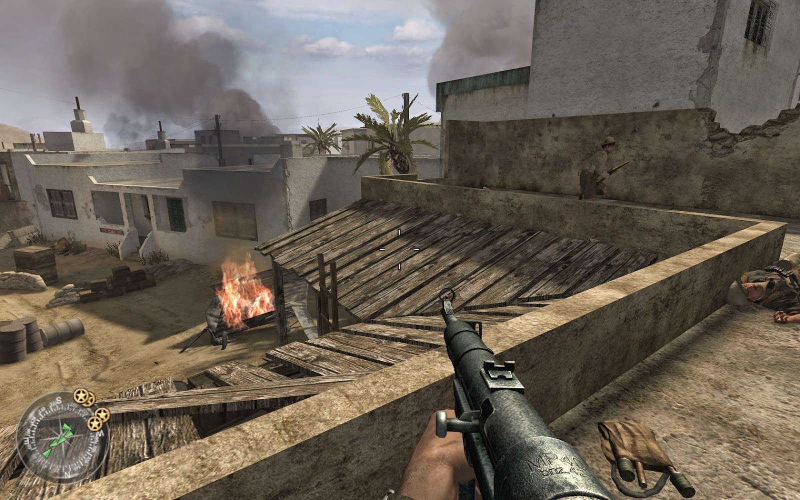 Call of Duty 2 Full Version | Download Low Spec PC Games | RataMap | Download the best low-end ...