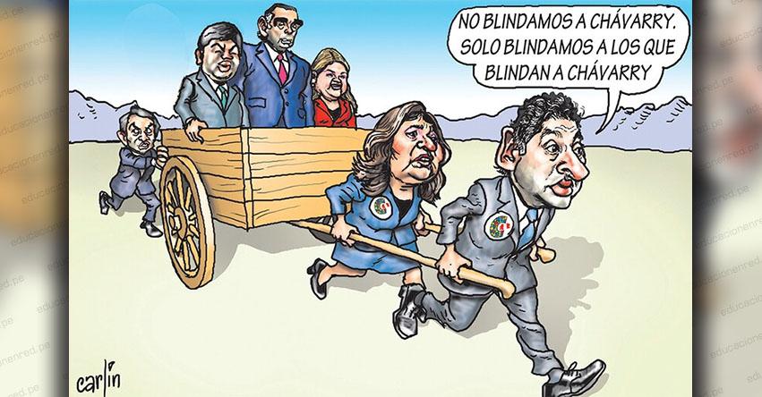 Carlincaturas Sábado 27 Julio 2019 - La República