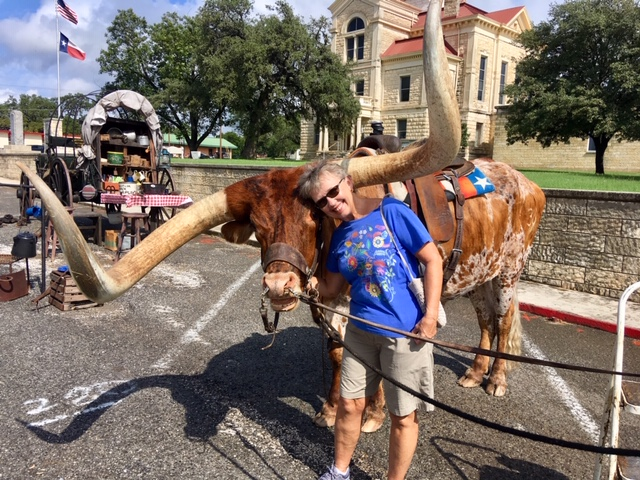 Travel With Whippets Bandera Texas The Cowboy Capital Of The World