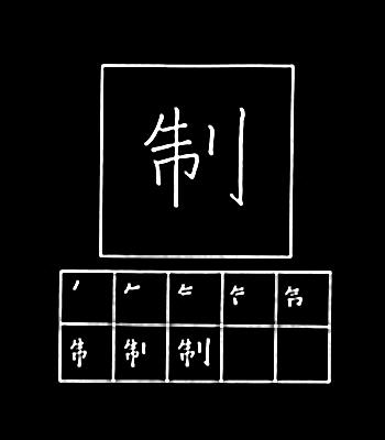 kanji sistem