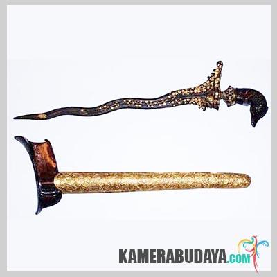 Keris Siginjai, Senjata Tradisional Dari Jambi