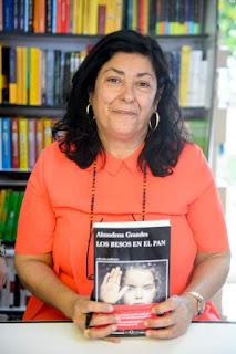 Almudena Grandes, Los besos en el pan, Feria del Libro 2016
