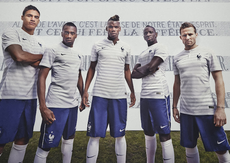 on sale 460cb 691db France 2014 World Cup Kits Released - Footy Headlines
