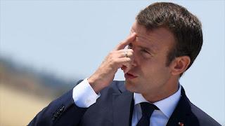 La confianza en Macron sufre una caída de 10 % en solo un mes