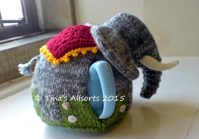 Tina's Allsorts, Elephant Tea Cosie