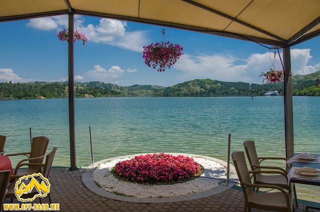 Mladost Lake - near Veles - photo gallery