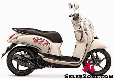 Pasaran Harga Motor Honda Scoopy Bekas