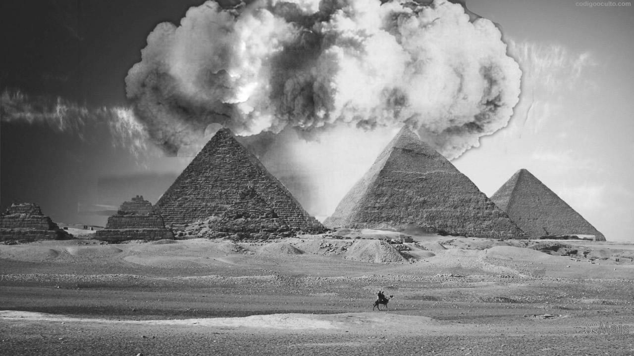 Revelan que Israel planeaba utilizar una bomba nuclear contra Egipto