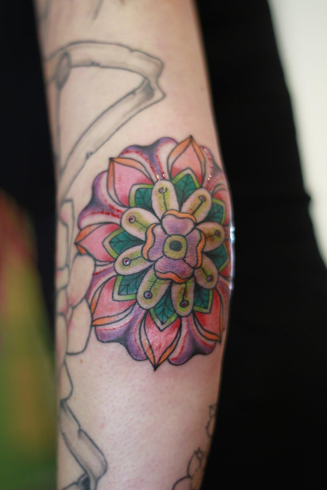 swap meet sally tattoo outline
