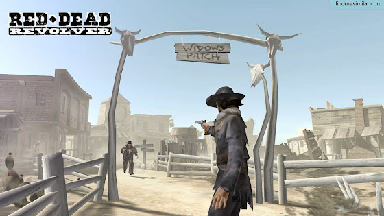 Red dead revolver a game like red dead redemption