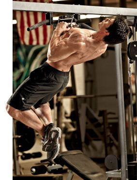 BEST EXERCISES YOU'RE NOT DOING - Arched-Back Pullup