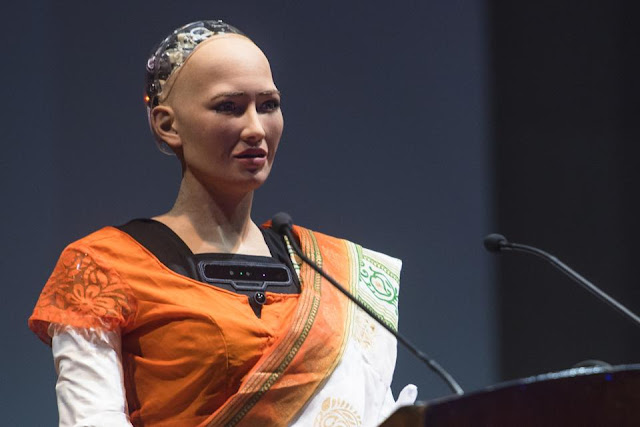 real robot