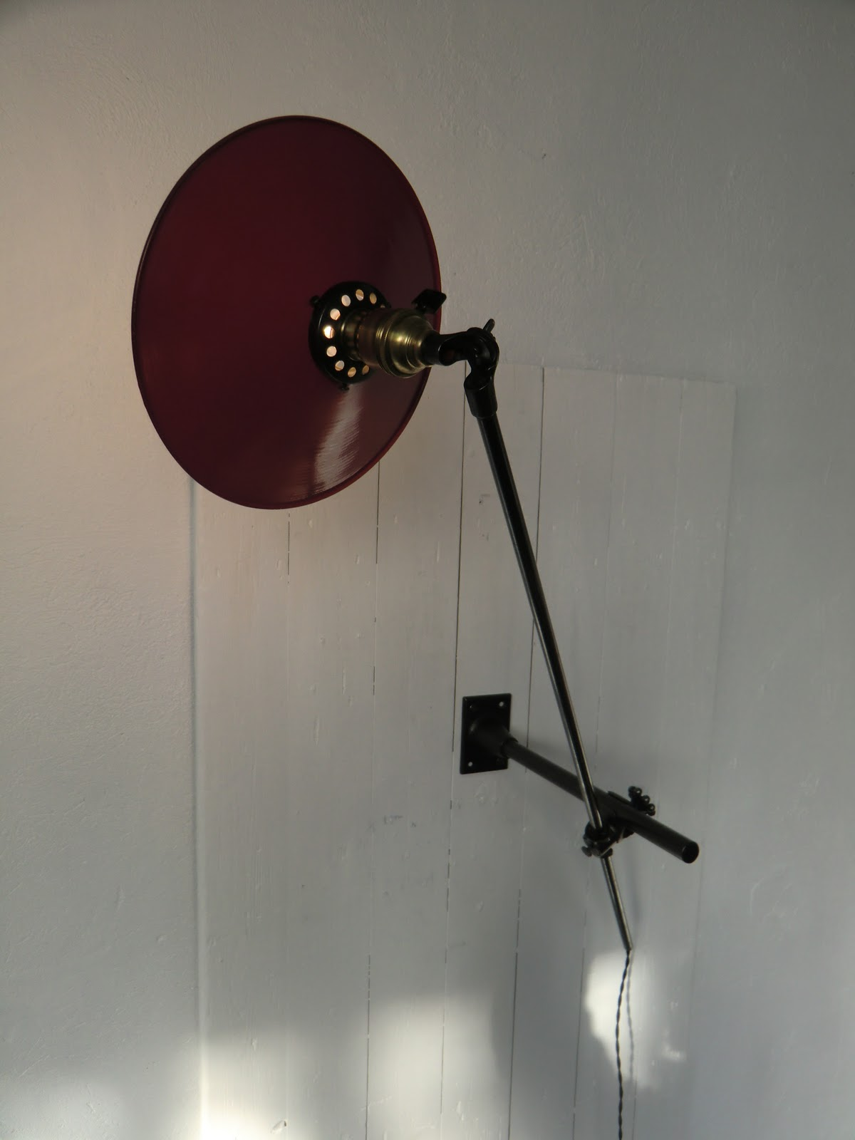 Wo And W 201 Collection Lampe Murale Ajustable Oc White