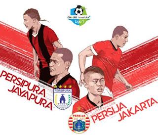 Persipura Jayapura vs Persija Jakarta 3-0