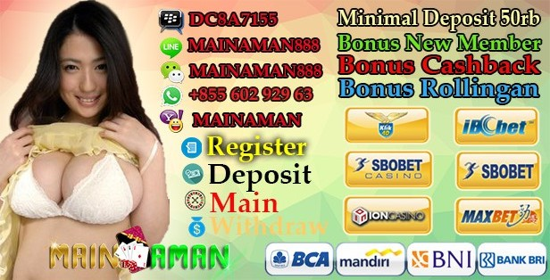 Agen Ibcbet Bonus 100 Paling Mantab